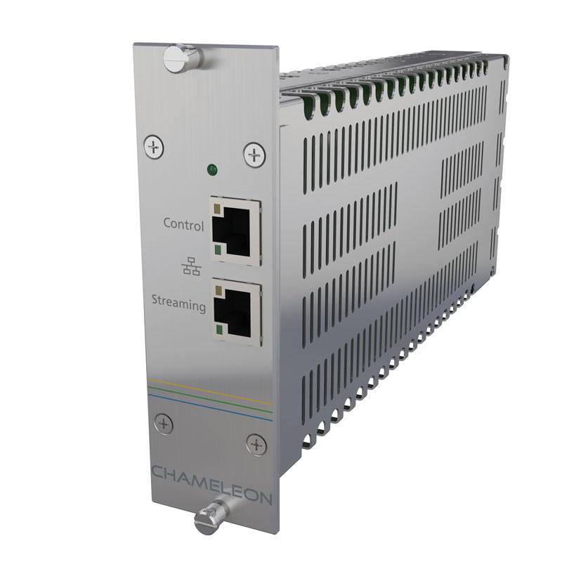 Рисунок 1 - Двухканальный модуль высотой 3U