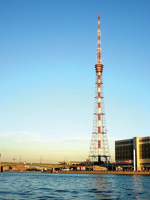 Петербургская телебашня