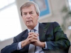 Венсан Боллоре, Vivendi