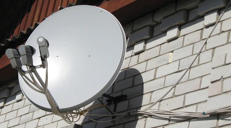 Из чего состоит спутниковая тарелка