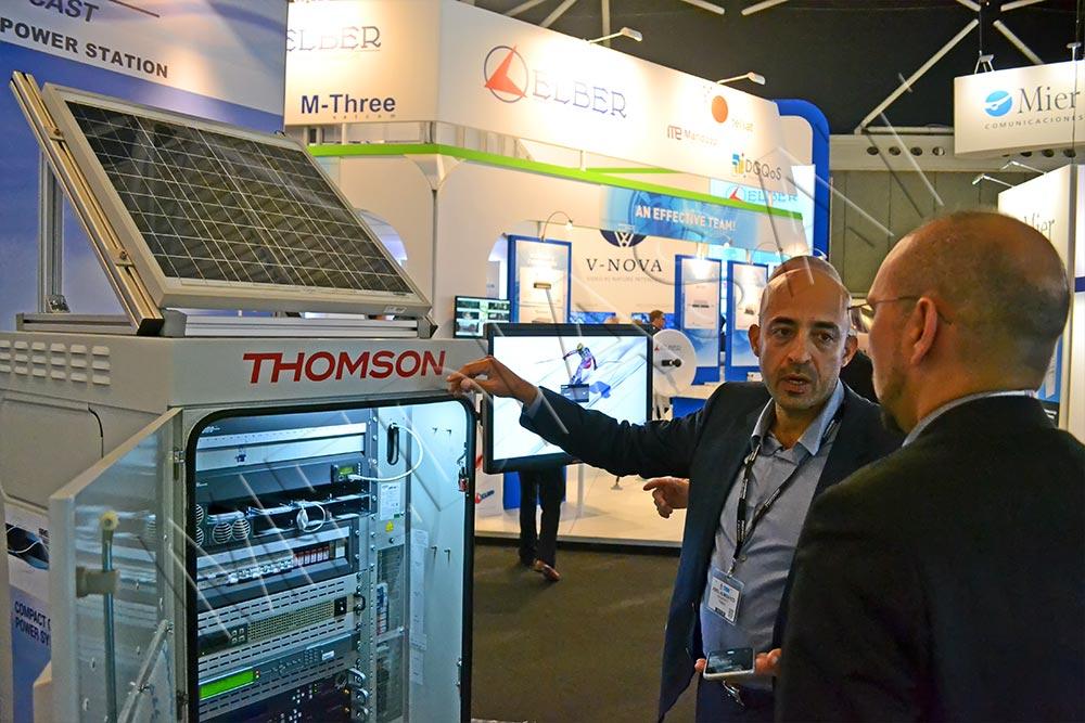 Передатчик DVB-T/T2 от Thomson Broadcast