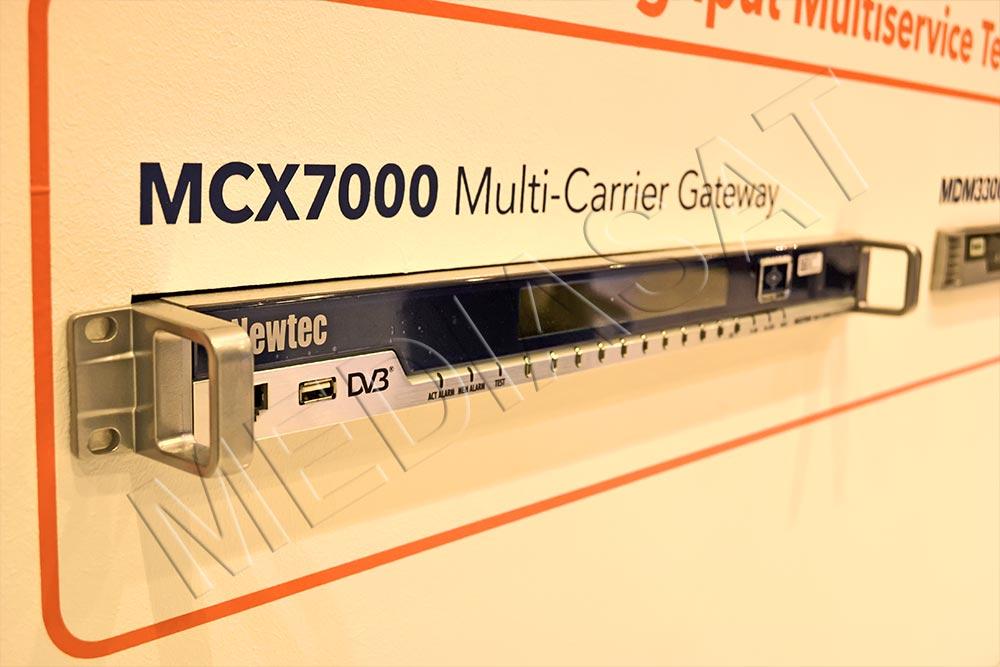 Newtec MCX7000