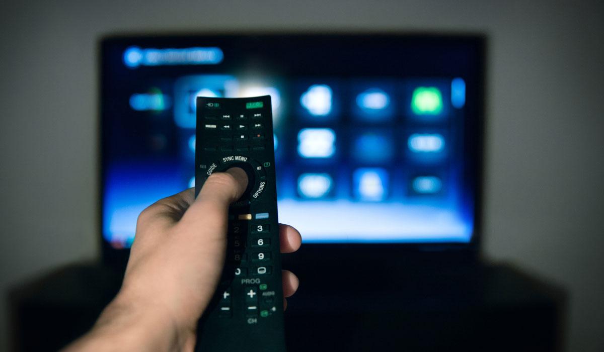 Цифровое ТВ / Пульт ДУ