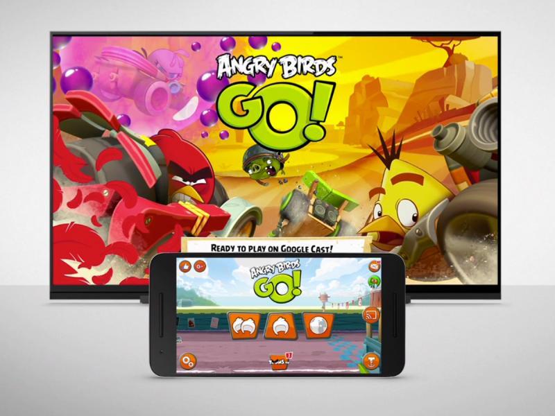 google chromecast 2015 gaming