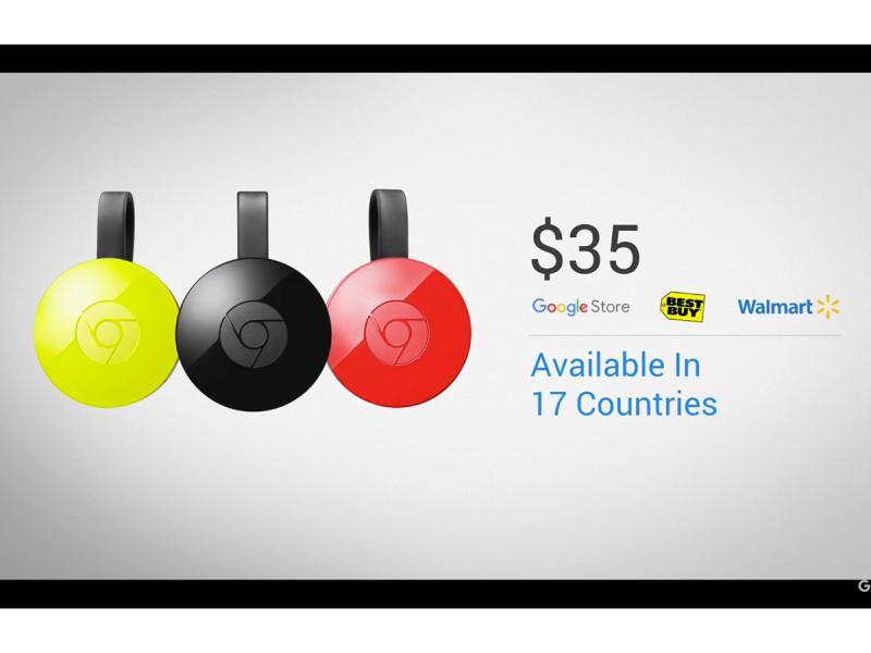 Google Chromecast 2.0 Price