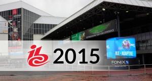 IBC 2015