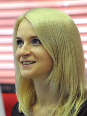 Людмила Приймак