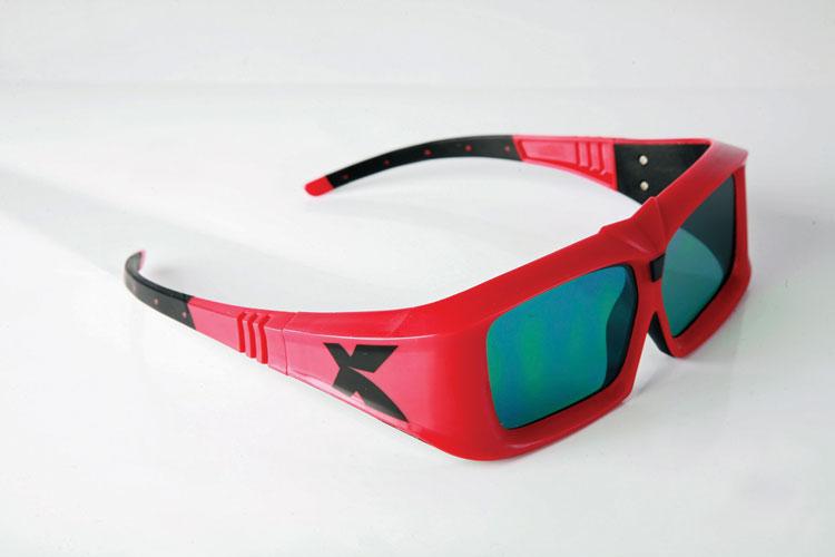 Рис. 1: Очки-шаттеры