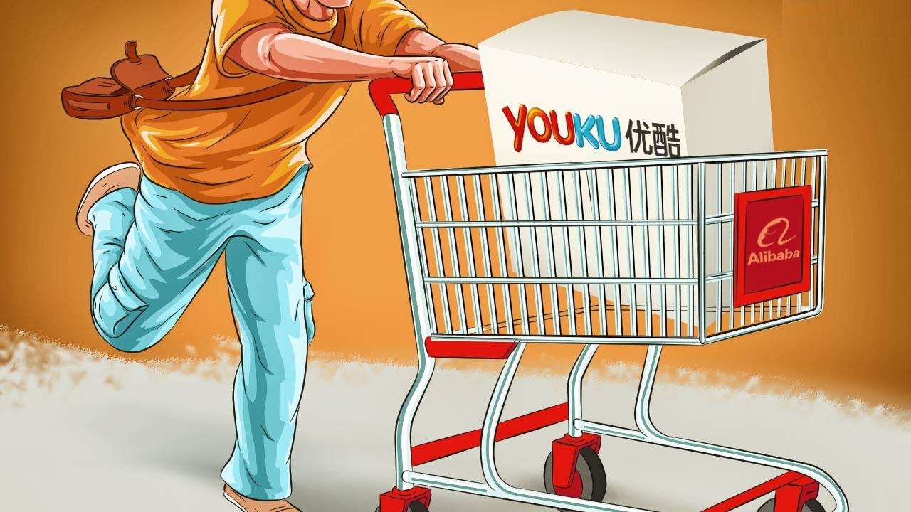 Alibaba купит видеосервис Youku Tudou...