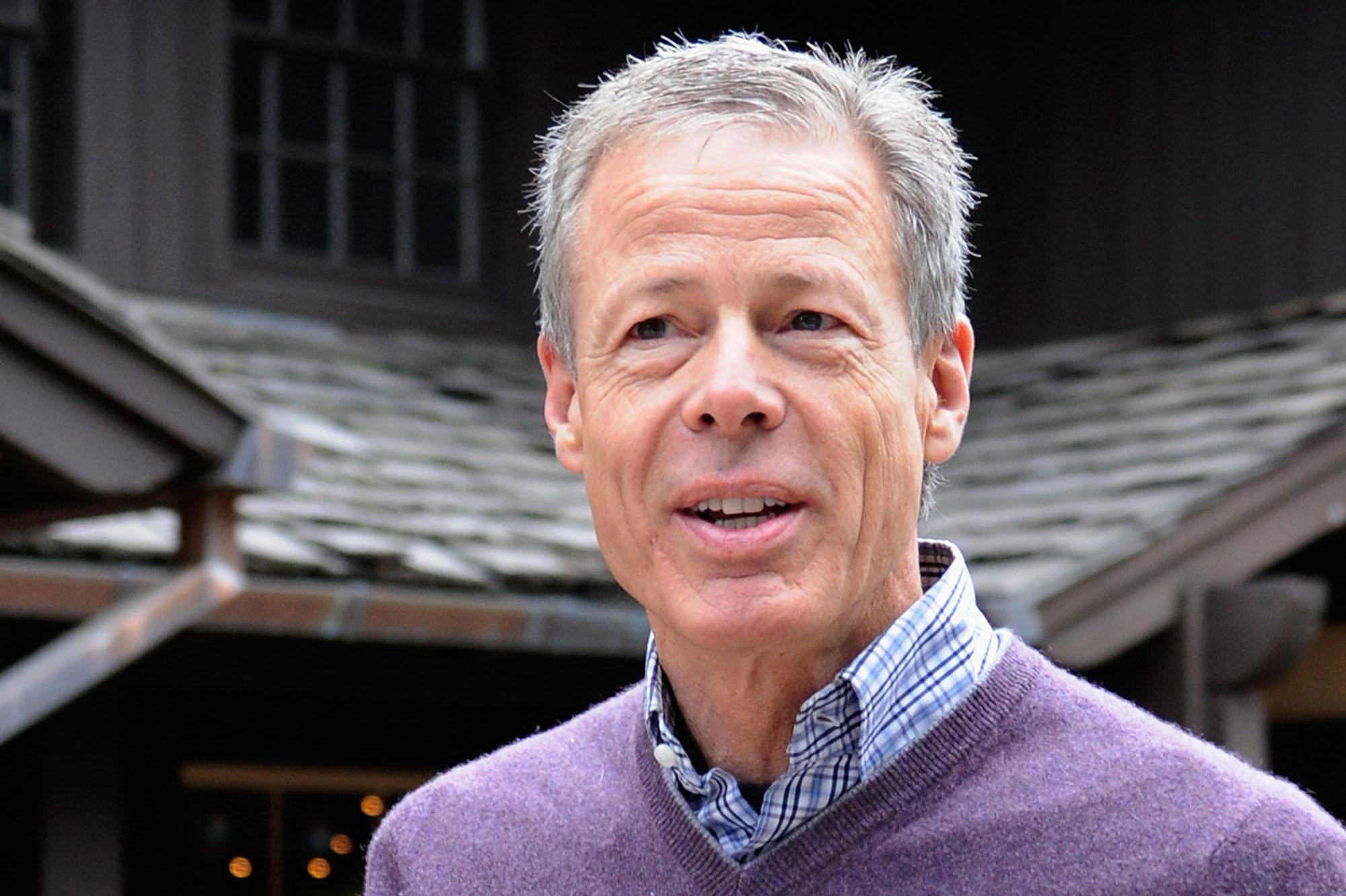 Джефф Бьюкс из Time Warner / Jeff Bewkes, CEO of Time Warner