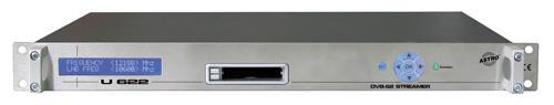 U 622 DVB-S(2) / IP streamer