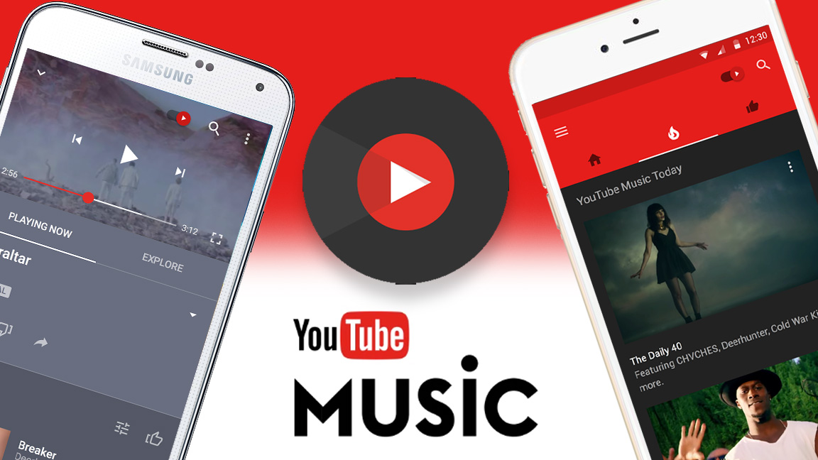 how to take music from youtube