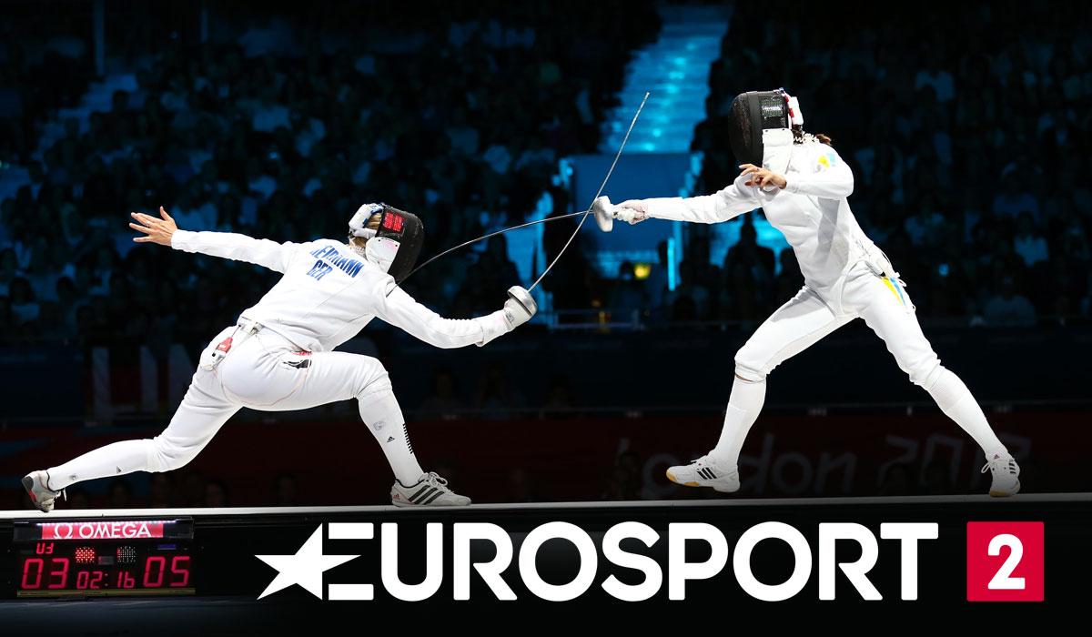 Eurosport 2 new logo 2015