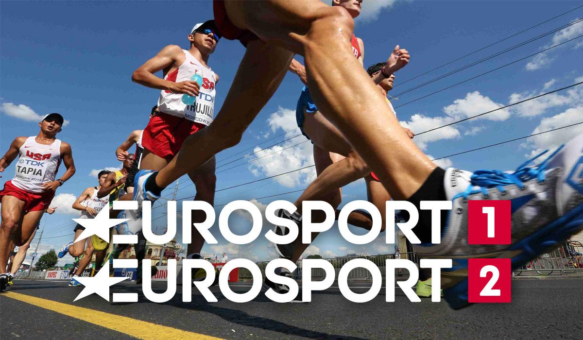 Eurosport 1 / Eurosport 2 new logo 2015