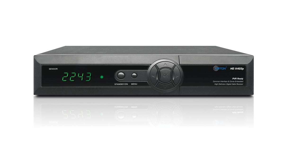 ORTON HD X403p