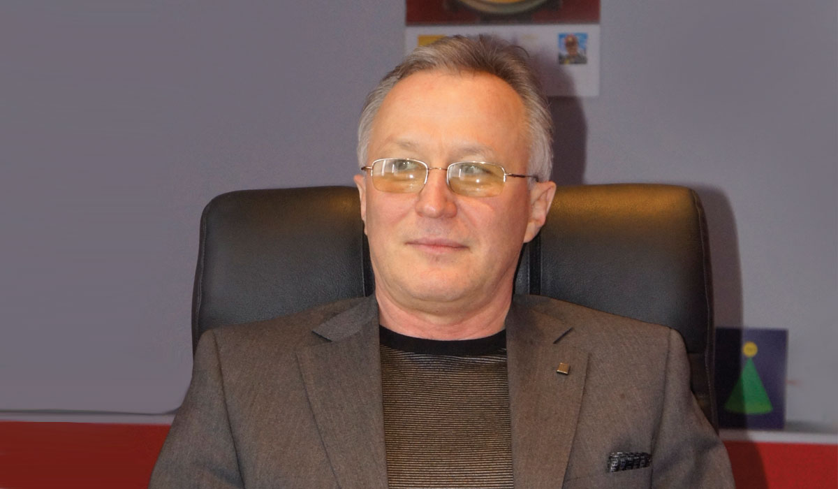 Александр Саломаха