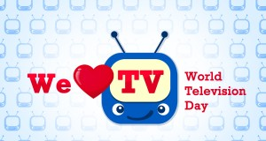 we love tv - world tv day