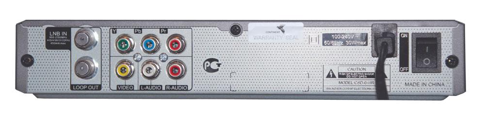 Coship-CSD-01IR-2
