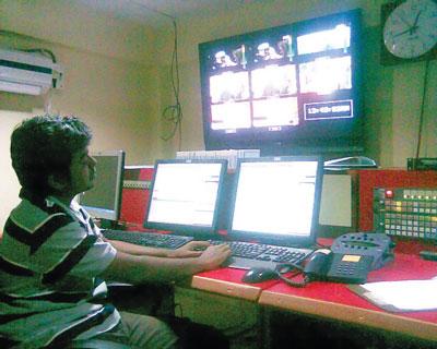 Центр мониторинга Raj News 24x7