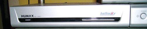 Цифровой кабельный ресивер HUMAX ND-1200C
