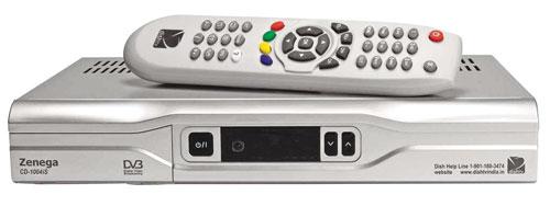 Абонентский ресивер оператора Dish TV