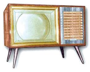 Телевизор «Темп-22»