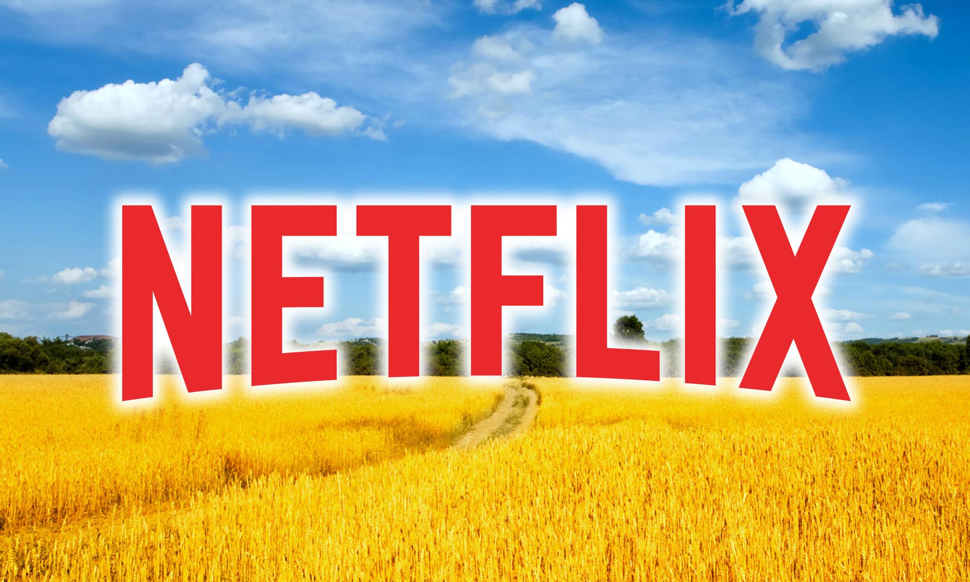 Netflix Ukraine / Netflix Украина