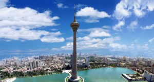 Tianjin TV Tower / Телерадиобашня в Тяньцзине