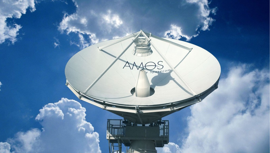 Amos by Spacecom