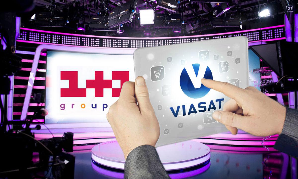 1+1 media покупает Viasat Украина