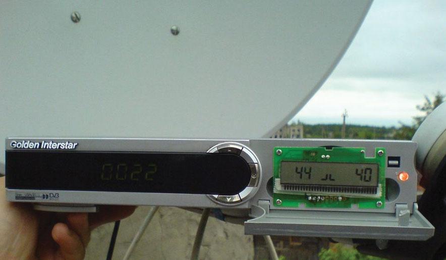 Рис. 5. Мой прибор для настройки антенн