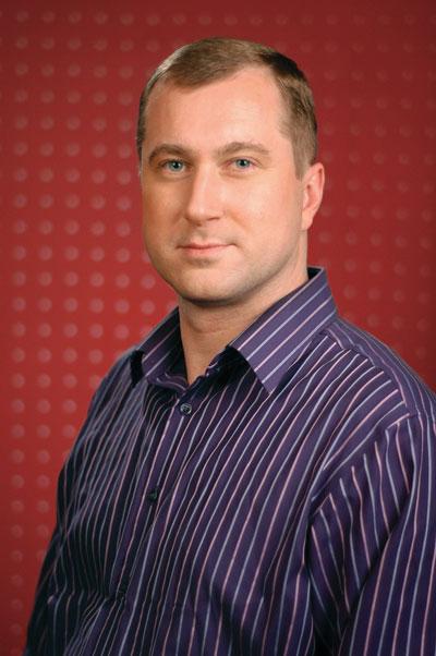 Александр Довгань, исполнительный директор по телевизионному вещанию