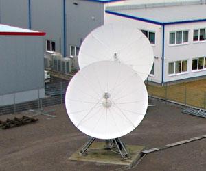 Передающая антенна и дублирующая