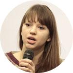Анна Демьяненко, организатор кинофестиваля uFilmFest