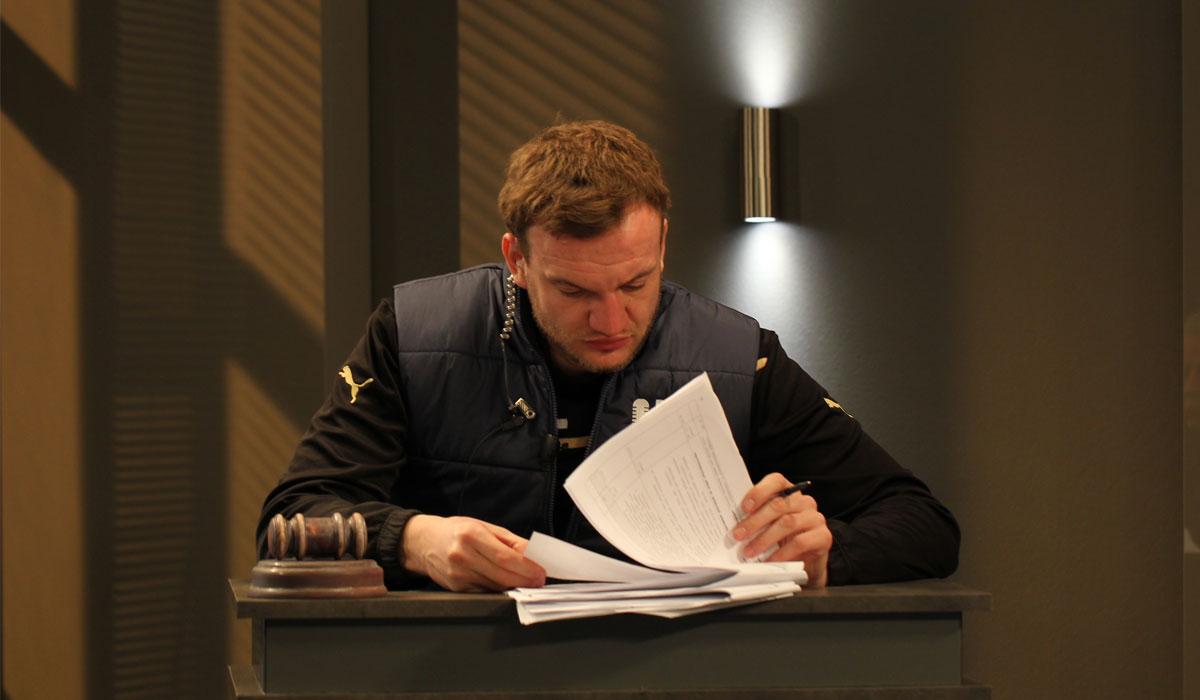 Евгений Беланюк, шеф-редактор программы «Судите сами»