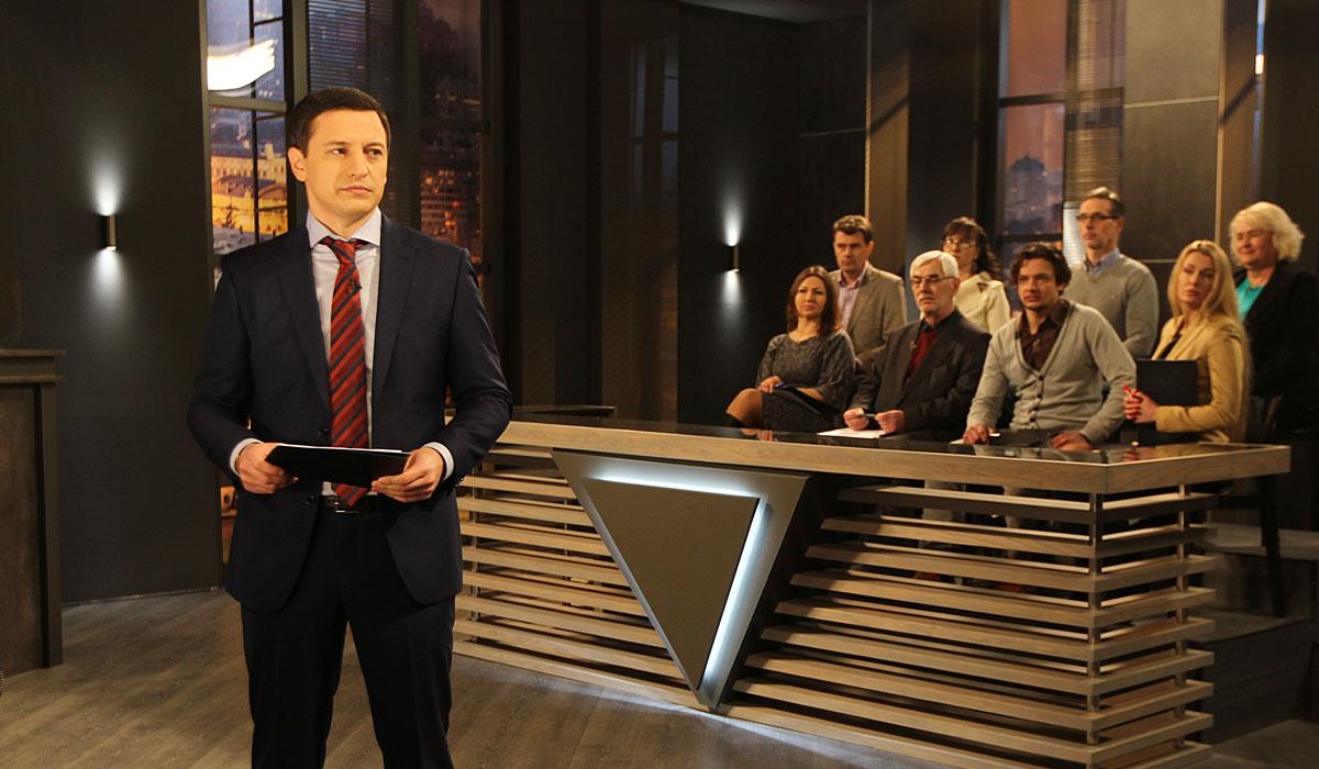 Реатили-шоу «Судите сами» на телеканале Интер
