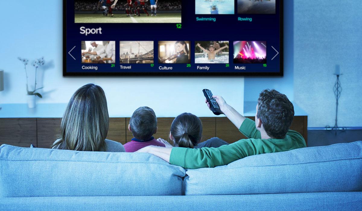 TV / ТВ