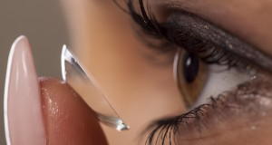 Samsung patents smart contact lenses
