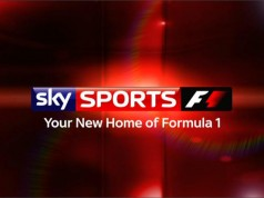 Sky Sports F1 Ultra HD