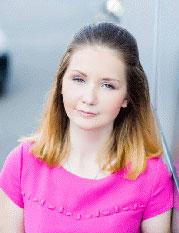 Анна Соболева, медиа-координатор информационной кампании «Сильніші разом»
