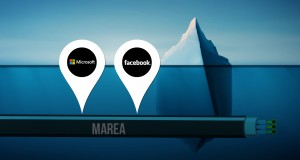 Facebook Microsoft Marea