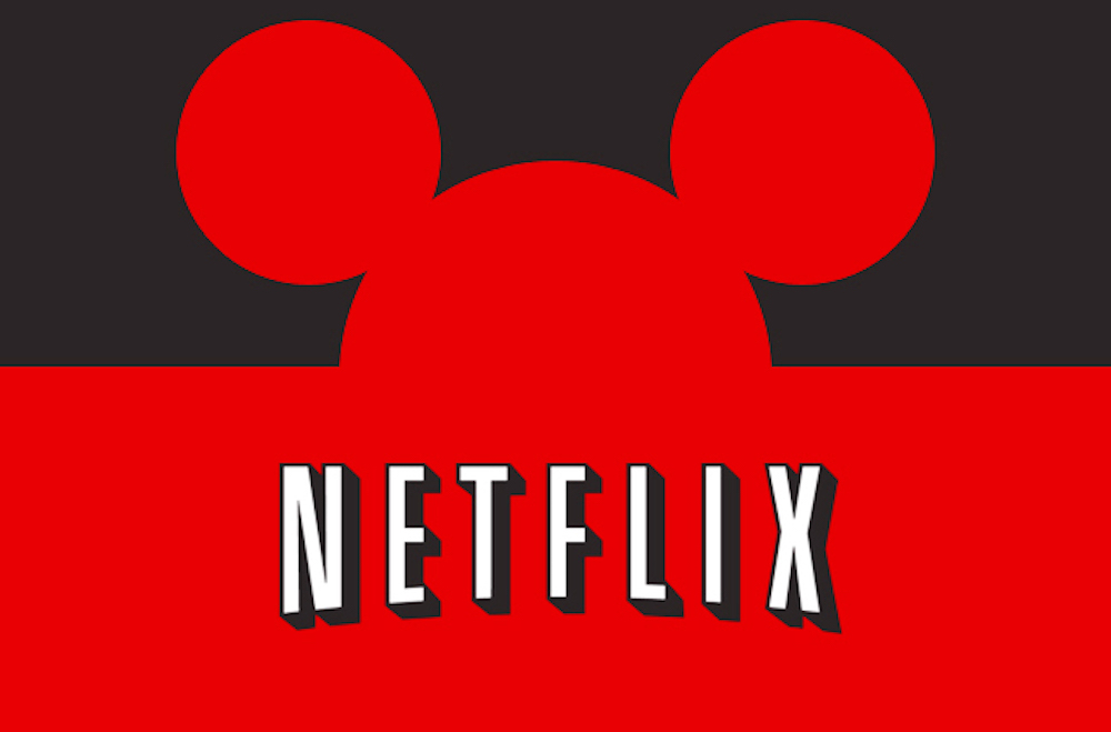 Netflix эксклюзивно покажет фильмы Disney Marvel и Pixar