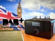 Digital radio UK / Цифровое радио Великобритания