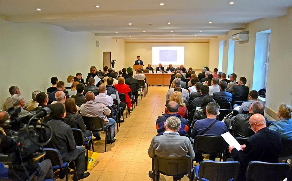 Всеукраинское совещание операторов платного телевидения и провайдеров программной услуги 2016
