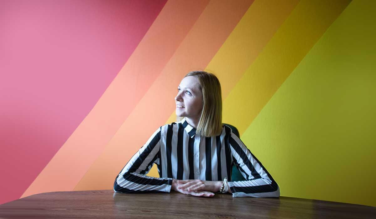 Юлия Мясоедова – главный редактор портала ivona.bigmir.net