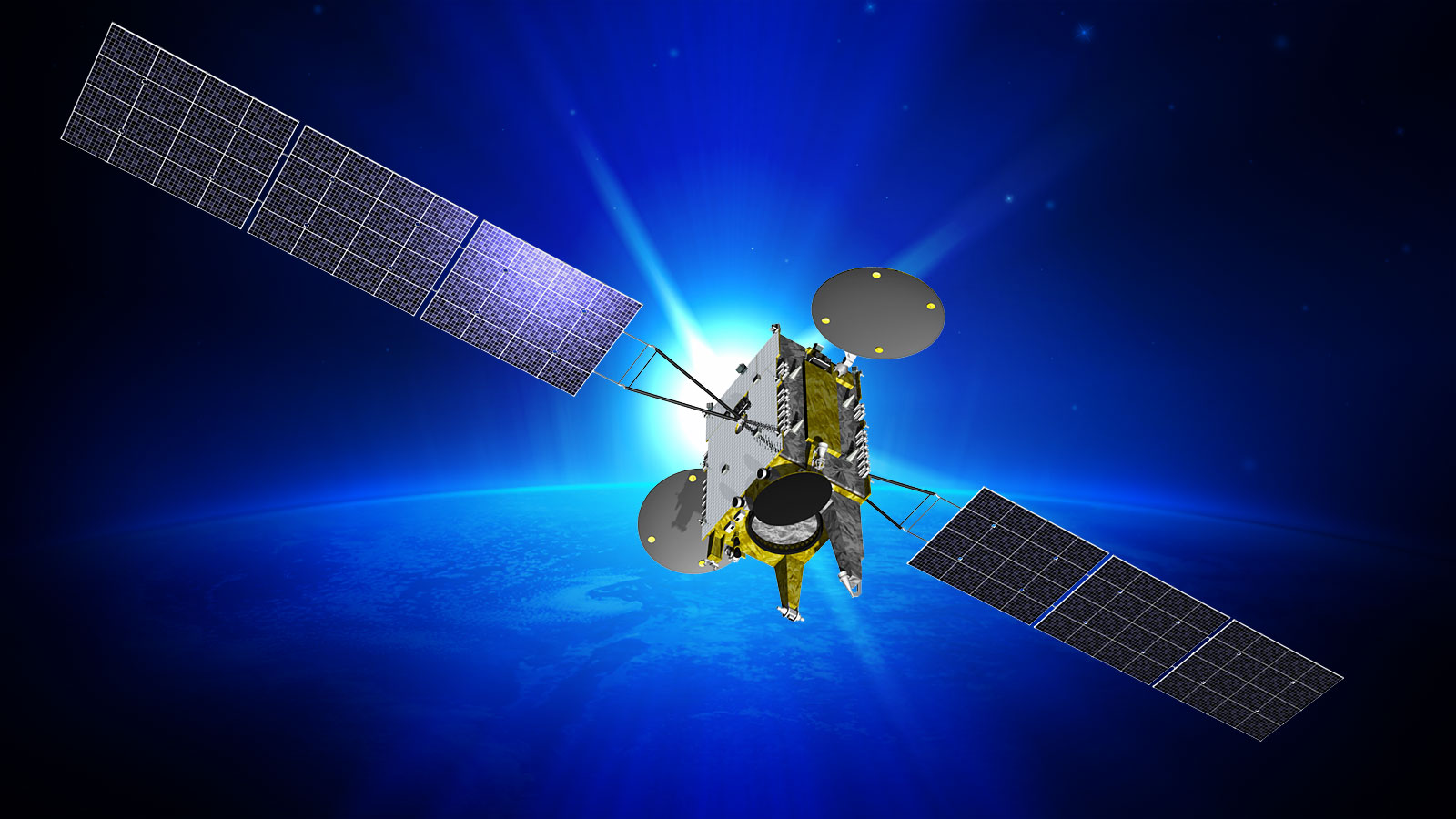Спутник связи Лыбидь