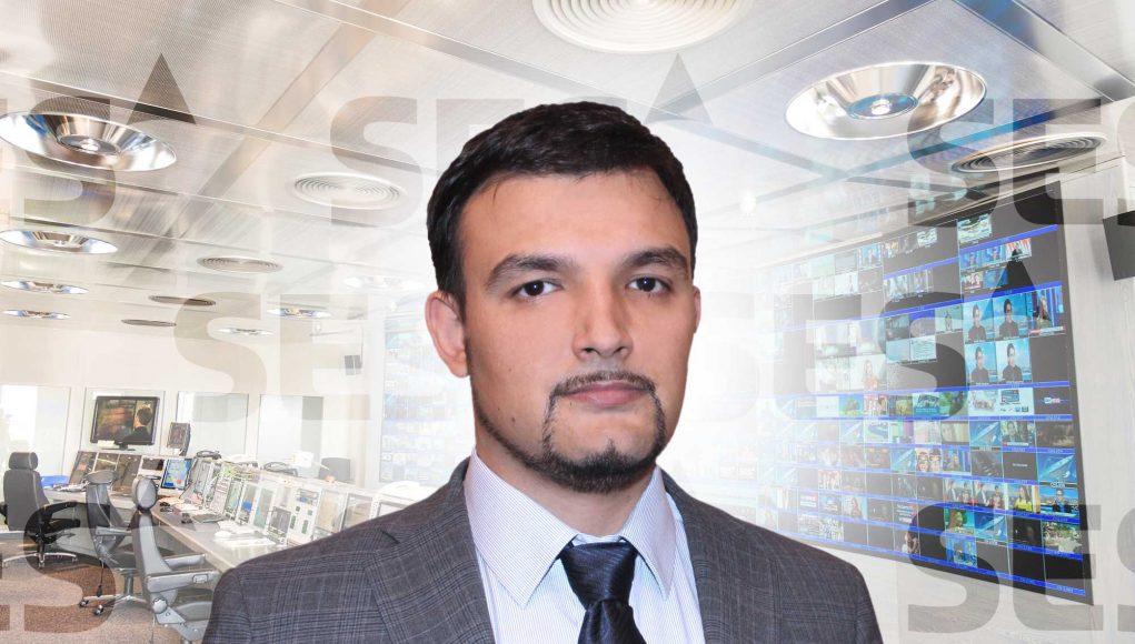 Тимур Сарсенов, старший менеджер по продажам компании SES