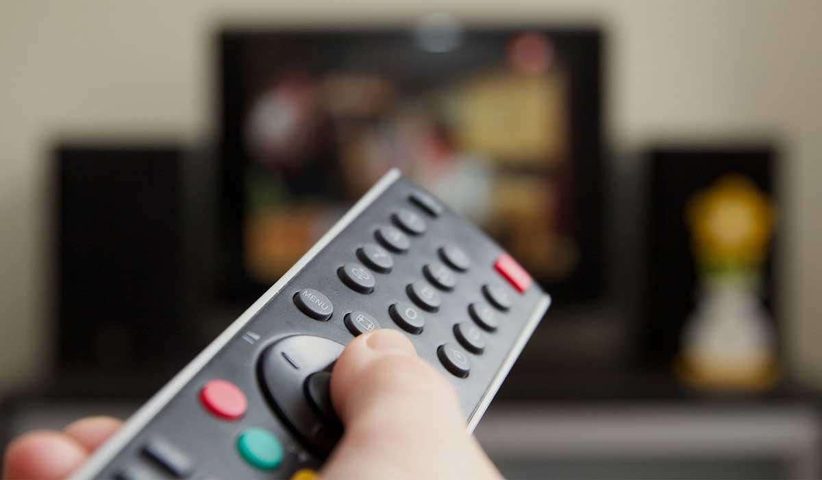пульт телевидение