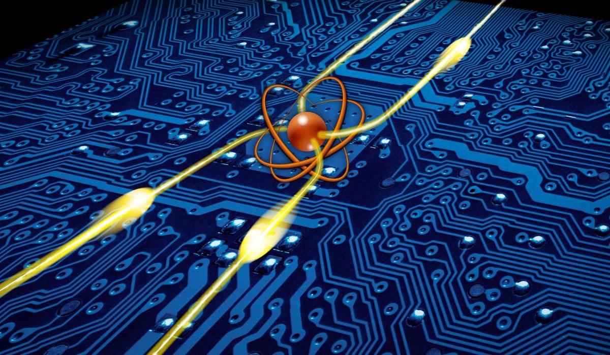 quantum network / квантовая сеть