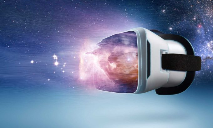 Виртуальная реальность / virtual reality / VR